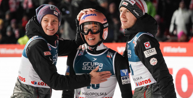 KRAFT BEST IN ZAKOPANE